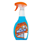 MR.MUSCLE - okna, pumpa, zelený 500ml