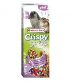 Sticks Rabbits-Chinchillas Forest Fruit 2x50g, Versele Laga,462062