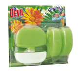 DR.DEVIL WC Blok spring 3x55ml