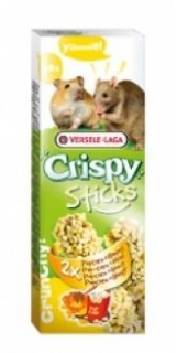 Sticks Hamster-Rats Popcorn&Honey 2x50g