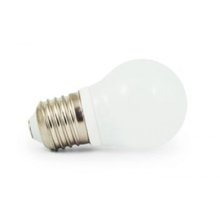 Led mini globe E14, žárovka 7W, 2700K